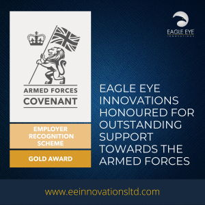 Armed Forces Employer Recognition Scheme Gold Award